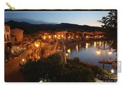 Evening Light In Collioure Carry-all Pouch