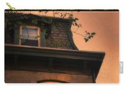 Evening Light On Old House Carry-all Pouch