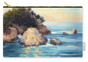 Evening Light Point Lobos Carry-all Pouch