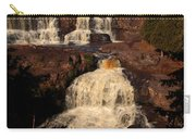 Evening Light Waterfalls Carry-all Pouch