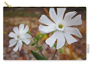 Evening Lychnis Carry-all Pouch
