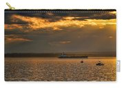 Evening Mariners Puget Sound Washington Carry-all Pouch