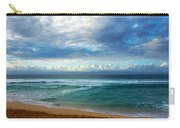 Evening North Shore Oahu Hawaii Carry-all Pouch