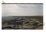 Evening On Stanage Edge Carry-all Pouch