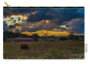 Evening On The Farm One Carry-all Pouch