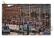 Evening On The Harbor  Carry-all Pouch
