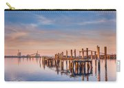 Evening On The Humboldt Bay Carry-all Pouch