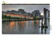 Evening On The River Carry-all Pouch