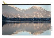 Evening Over Lake Bled Carry-all Pouch
