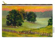 Evening Pastures Carry-all Pouch