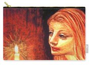 Evening Prayer Carry-all Pouch by Jane Small