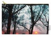 Evening Rain Photofresco Carry-all Pouch