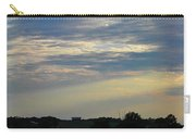 Evening Rays Carry-all Pouch