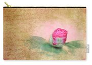 Evening Rosebud Carry-all Pouch