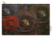 Evening Roses Carry-all Pouch