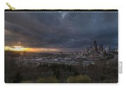 Evening Skies Light Carry-all Pouch