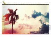 Evening Storm Photography Light Leaks2 Carry-all Pouch
