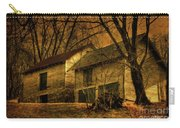 Evening Twilight Fades Away Carry-all Pouch by Lois Bryan