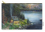 Evening Visitors Carry-all Pouch