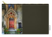 Autumn Evensong Carry-all Pouch