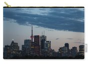 Eventide - Slow Dusk In Toronto Carry-all Pouch