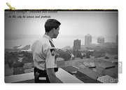 Ever Watchful Carry-all Pouch by John Malone