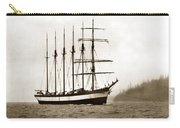 Everett G. Griggs Sailing Ship Washington State 1905 Carry-all Pouch