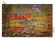 Everett Road Bridge Aged Carry-all Pouch