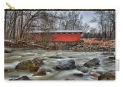 Everett Road Covered Bridge Carry-all Pouch