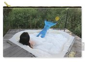 Everglades City Florida Mermaid 017 Carry-all Pouch