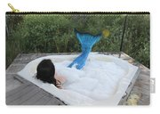 Everglades City Florida Mermaid 018 Carry-all Pouch