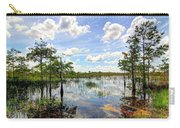 Everglades Landscape 8 Carry-all Pouch