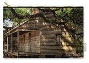 Evergreen Plantation Slave Quarters Carry-all Pouch