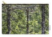 Evergreens Carry-all Pouch