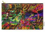 Evermore Graffiti Carry-all Pouch