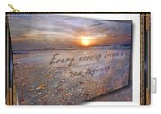 Every Morning Brings A New Beginning II Carry-all Pouch
