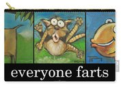 Everyone Farts Poster Carry-all Pouch