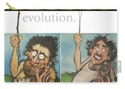 Evolution The Poster Carry-all Pouch