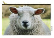 Ewe's Just Fluffy Carry-all Pouch