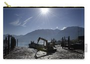 Excavator Clean A Harbor Carry-all Pouch