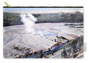 Excelsior Geyser, Yellowstone Np, 20th Carry-all Pouch