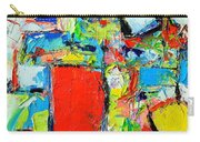 Excess Instinct Carry-all Pouch by Ana Maria Edulescu