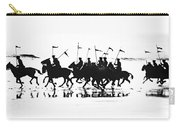 Exhibition Platoon Of The 11th U.s. Cavalry On Del Monte Beach Monterey California 1935 Carry-all Pouch
