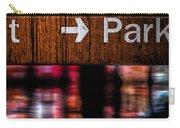 Exit Park Carry-all Pouch