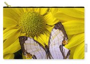 Exotic Butterfly Carry-all Pouch