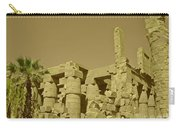 Exotic Egypt Carry-all Pouch