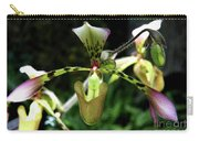 Exotic Ladyslipper Carry-all Pouch