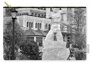 Exotic New Orleans Monochrome Carry-all Pouch