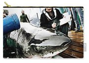 Expedition Great White Crew Conducts Carry-all Pouch