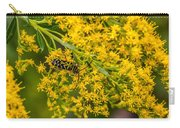 Exploring Goldenrod 4 Carry-all Pouch